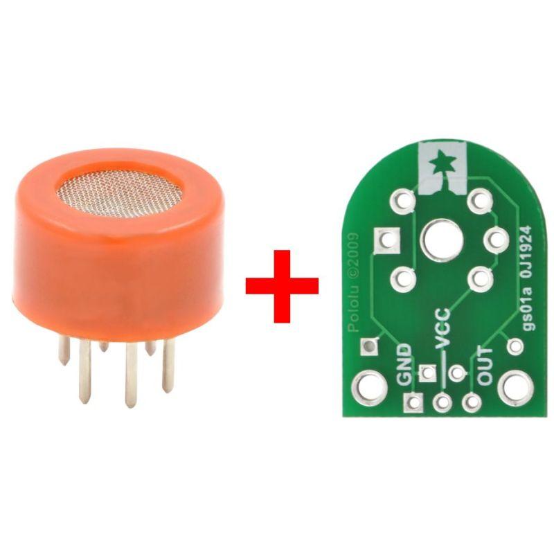 Gaz sensor module MQ-7 (CO)