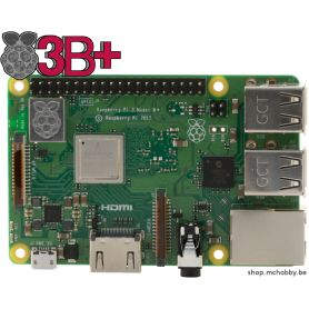 Raspberry Pi 3 B Plus !! DISPO EN STOCK !!