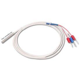 Sonde température PT100 - 3 fils - 1m