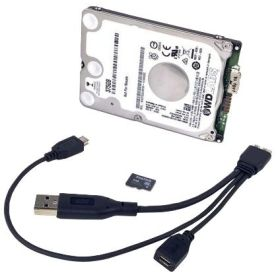 WDLabs PiDrive 375Gb - Hard Drive (HDD)