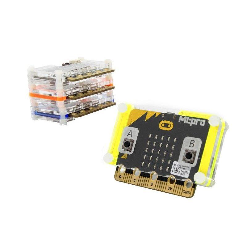Boîtier de protection pour Micro:bit - vert