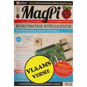 Le MagPi Vlaams Version n° 1