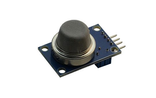 GAZ sensor MQ-135 (NH3, NOx, CO2, etc) - MCHobby - Vente de Raspberry Pi,  Arduino, ODROID, Adafruit