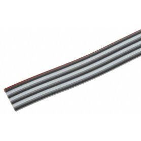 1m nappe de 4 fils séparables (22AWG)