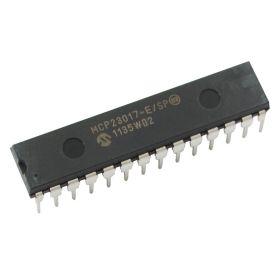 MCP23017 - Extension 16 entrée/sortie - I2C