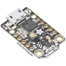 Trinket M0 3.3V - Mini MicroContrôleur - Arduino IDE et CircuitPython
