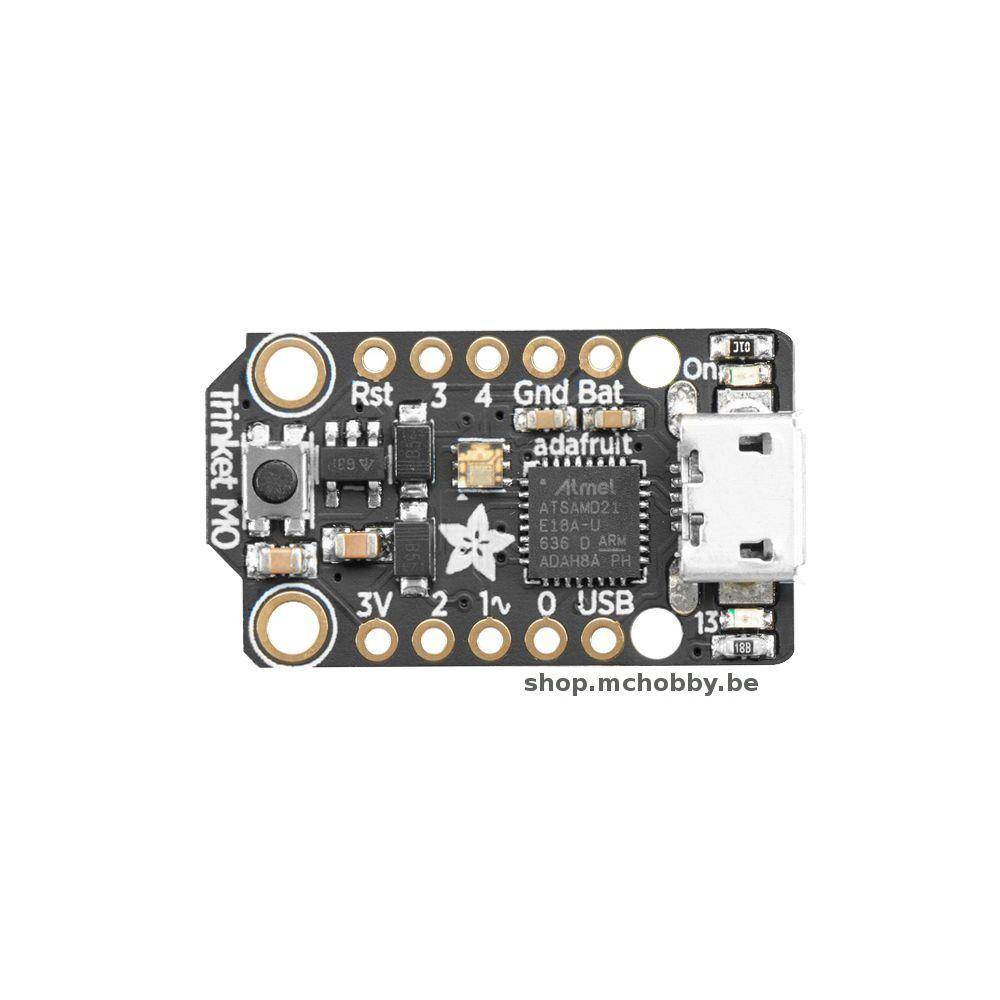 ▷ Trinket M0 3 3V - Mini MicroControleur - Arduino IDE and