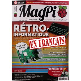 Le MagPi French Version n° 2