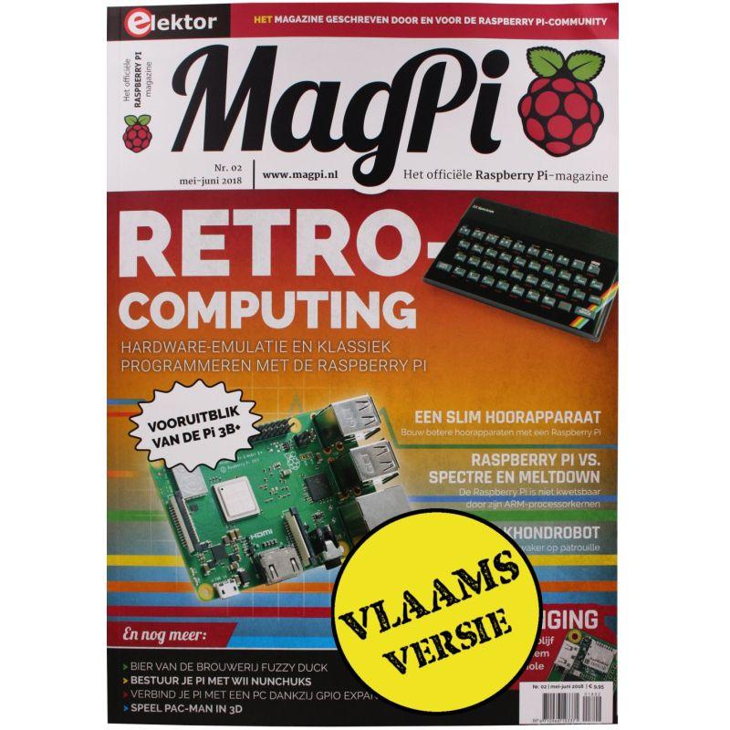 Le MagPi Vlaams Version n° 2