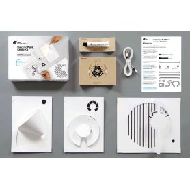 "Kit ""Electric Paint Lamp"" - 3 projets"