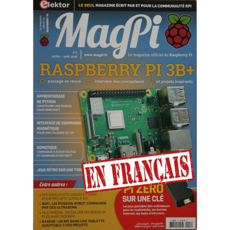 Le MagPi Français n° 3