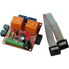 UEXT Small Expandable Input/Output board