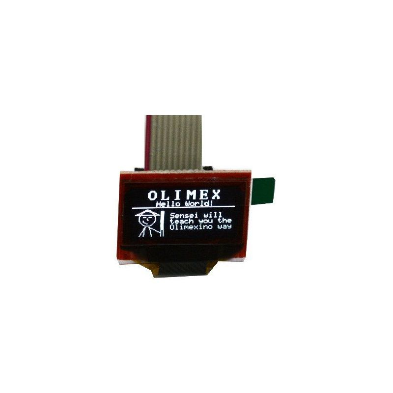 UEXT module OLED display 128 x 64