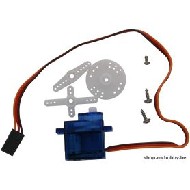 Micro Servo à rotation continu (type SG90)
