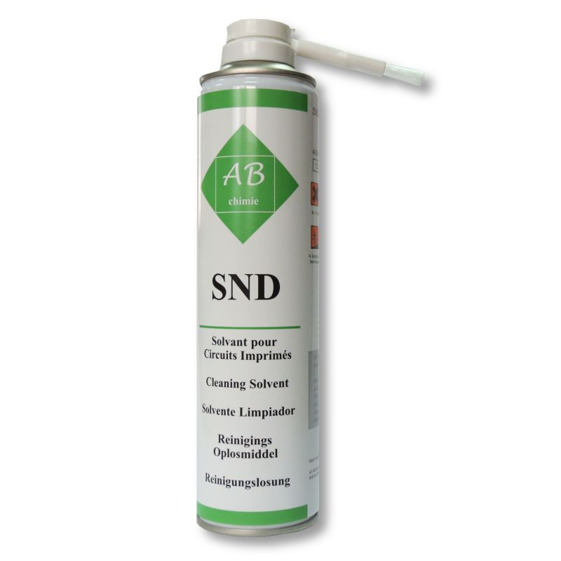 Electronic PCB cleaner - Spray - 400ml