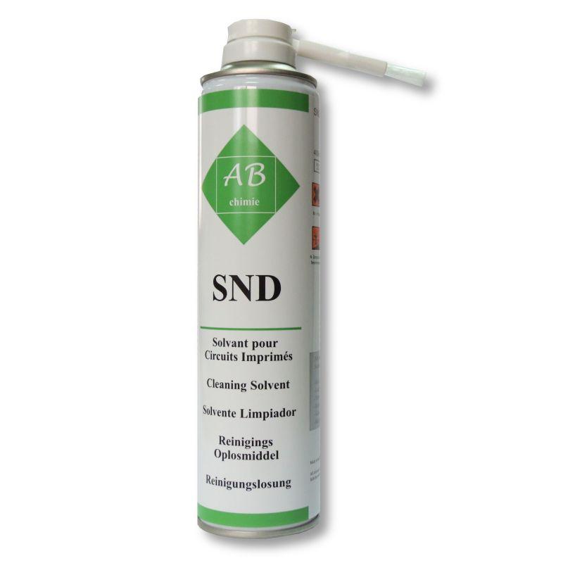 Nettoyant carte électronique - Spray - 400ml