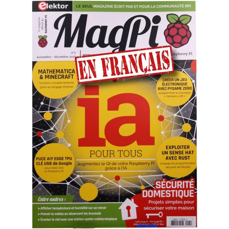 Le MagPi Français n° 5