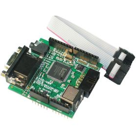 "MOD-VGA : carte type ""Gameduino"" en 3.3V"