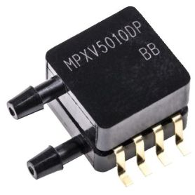MPXV5010DP - differential pressure sensor, 5V, Analog output