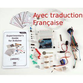[T] - Kit d'expérimentation pour Arduino- ARDX v1.3b