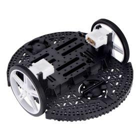 Kit Chassis Robot Romi - Noir