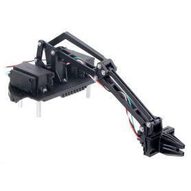 Robot Arm Kit for Romi - Black