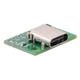 USB 2.0 Type-C  en breakout (USB-C)