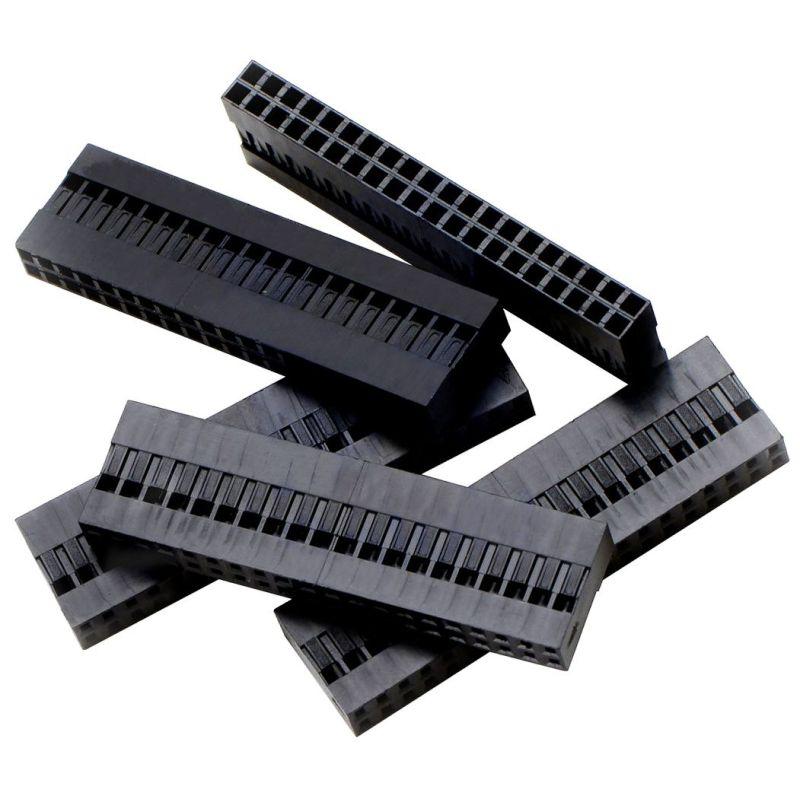 5x Boîtier (Housing) 2x20 connecteur à sertir - 2.54mm