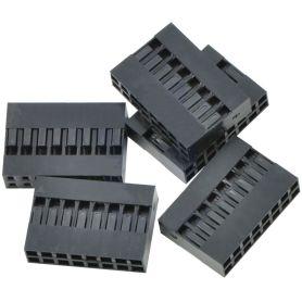 5x Boîtier (Housing) 2x8 connecteur à sertir - 2.54mm