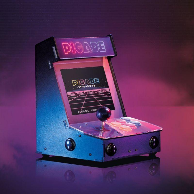Borne d'arcade Picade avec écran