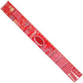 Règle de référence PCB - 30cm