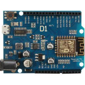 UNO Wemos D1 ESP8266 - Arduino Uno FormFactor