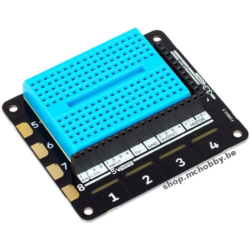 Explorer HAT pour Raspberry Pi