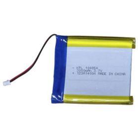 Lipo battery - 3.7v 3000mAh -  micro JST-PH