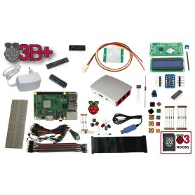 Raspberry Pi 3 B PLUS - Hacker Kit v2.0 (Raspberry Included)