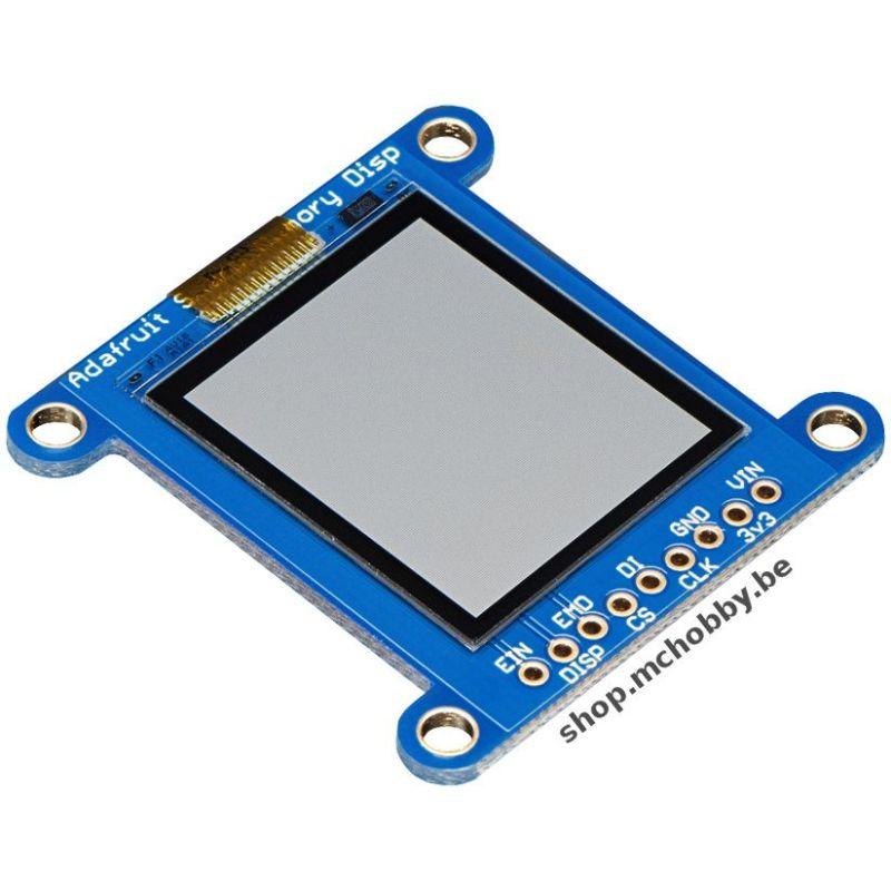 "Sharp Memory display - 168x64 Monochrome 1.3"""