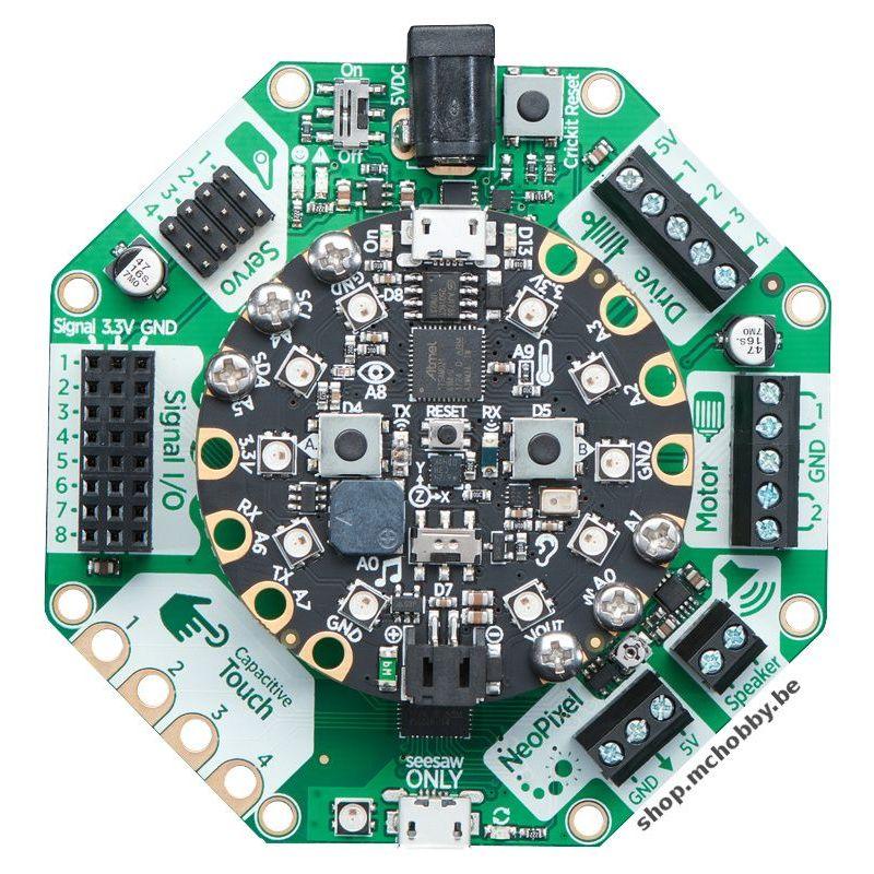 Adafruit CRICKIT for Circuit Playground