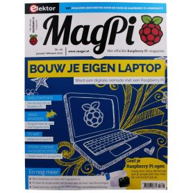 The MagPi Vlaams Version n° 6