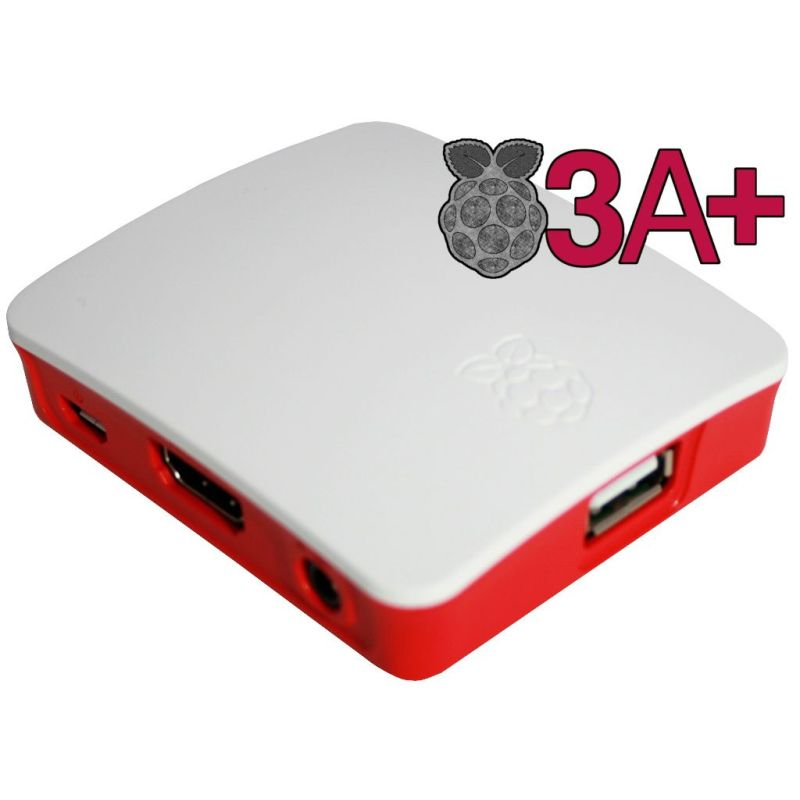 Raspberry Pi 3 A Plus CASE - official case