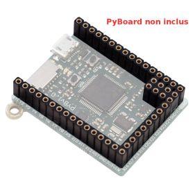 Connecteurs pour PyBoard v1