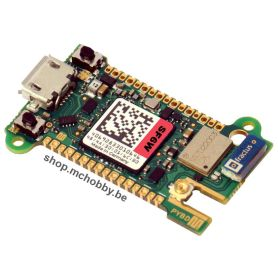 Pyboard-D SF6W - STM32F767 , WiFi et Bluetooth