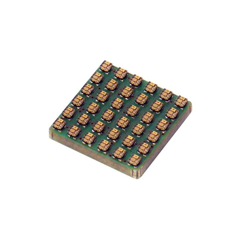 6x6 RGB LED Matrix for Pyboard-D
