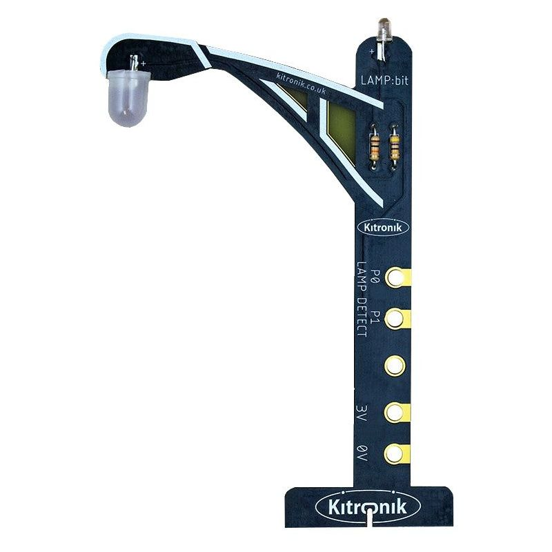 Street light for BBC micro:bit - Lamp:bit