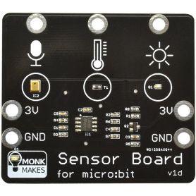 Carte capteurs pour Micro:bit - Sensor board