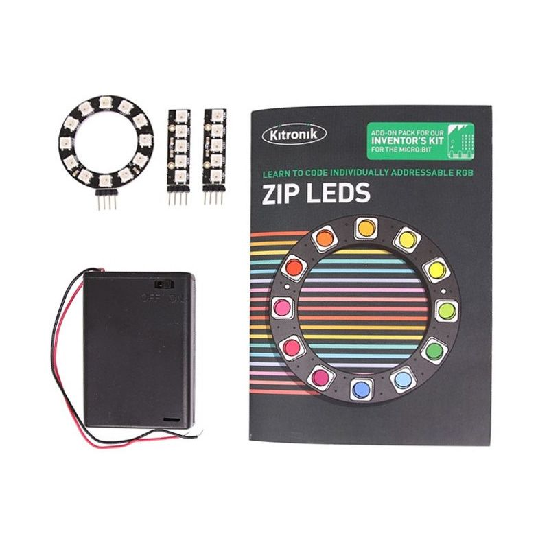 ZIP LED Pack for Micro:Bit