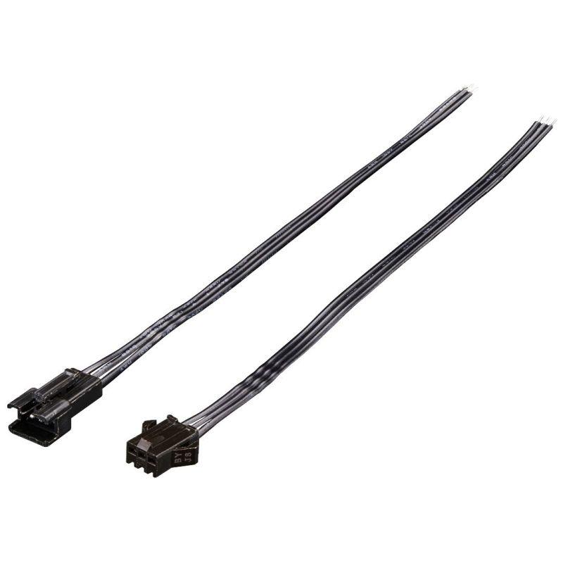 Connecteurs JST SM (couple)  3 poles + cable