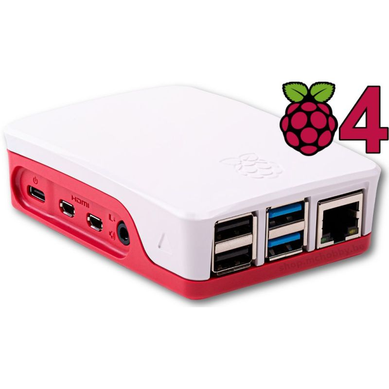Official's Raspberry Pi 4 case