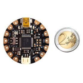 [T] - Flora, Plateforme portable/fringuable, Arduino compatible