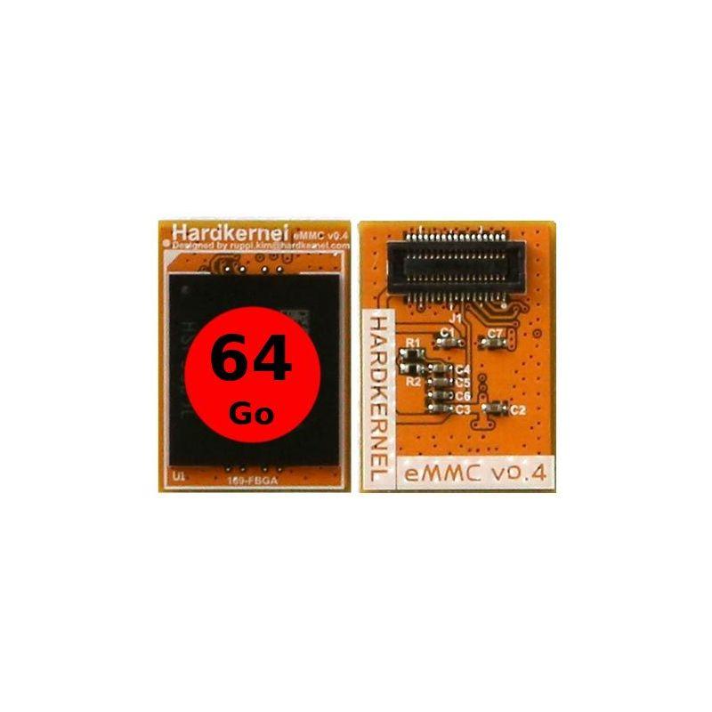 OS Linux pour ODroid N2 - eMMC 64Go