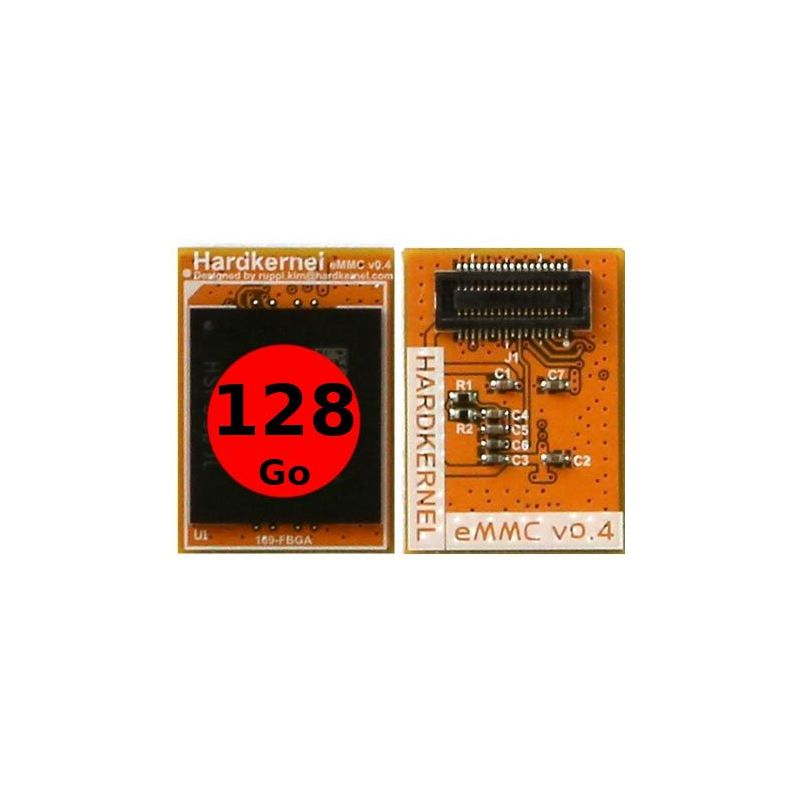 ODroid N2 Linux OS - eMMC 128Go